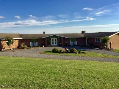 Benton Single Family Home For Sale: 600 Waller Road
