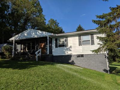 Bloomsburg PA Single Family Home Active Contingent: $169,000