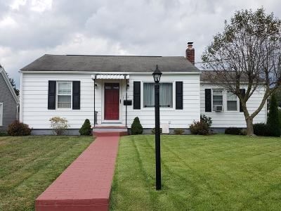 Bloomsburg PA Single Family Home Active Contingent: $169,900