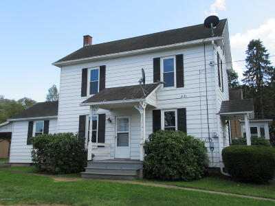 Danville Single Family Home For Sale: 929 S Mill Street