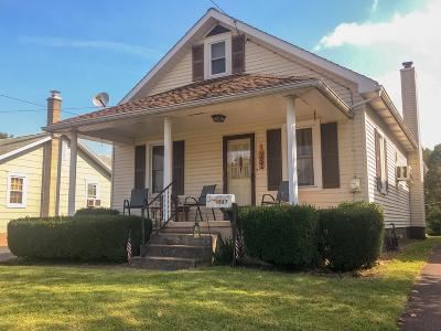 Bloomsburg PA Single Family Home For Sale: $159,000