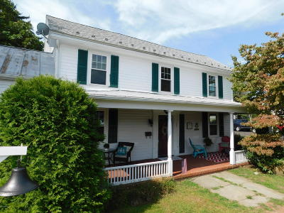 Bloomsburg PA Single Family Home For Sale: $135,900