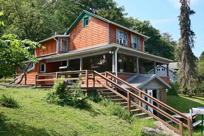 Catawissa PA Single Family Home For Sale: $69,900