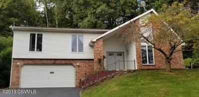 Bloomsburg PA Single Family Home For Sale: $299,000