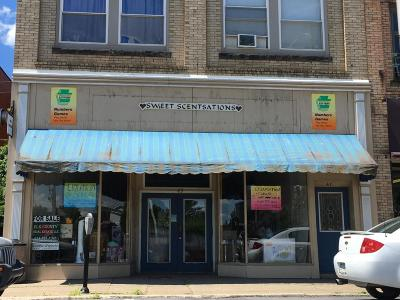 Elk County Commercial For Sale: 45 Erie Ave