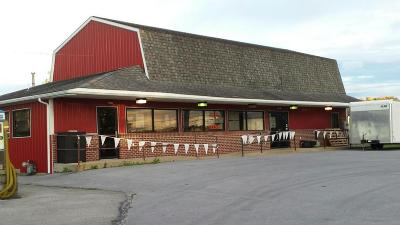 Elk County Commercial For Sale: 107 Robin Rd