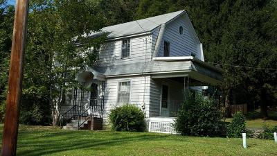 Emporium PA Single Family Home For Sale: $34,000