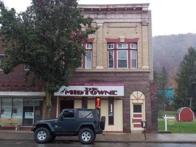 Cameron County Commercial For Sale: 36 E 4th St