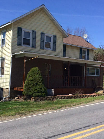 Wilcox PA Single Family Home For Sale: $119,000