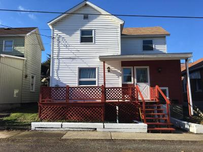 Johnsonburg Single Family Home Pending: 414 Church St