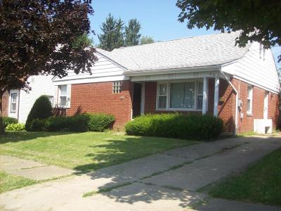 Saint Marys PA Single Family Home For Sale: $99,000