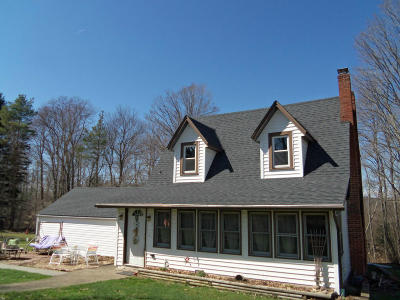 Single Family Home For Sale: 3589 Long Level Rd