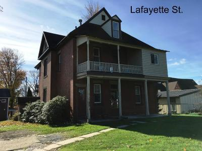 Elk County Multi Family Home For Sale: 145 Lafayette St