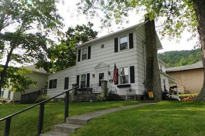Emporium PA Single Family Home For Sale: $110,000