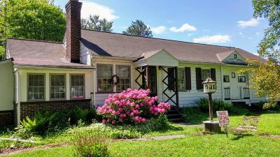 Single Family Home Sale Pending: 131 Fairview Rd