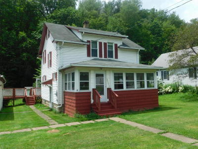 Ridgway Single Family Home For Sale: 3229 Grant Rd