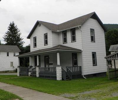 Emporium PA Multi Family Home For Sale: $52,500