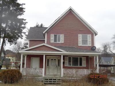 Johnsonburg Single Family Home For Sale: 109 Main St