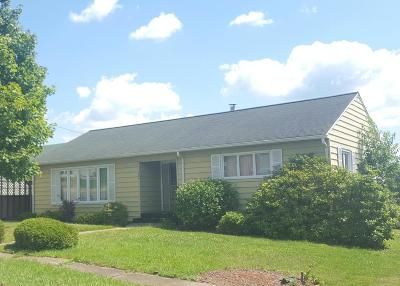 Saint Marys PA Single Family Home For Sale: $84,900