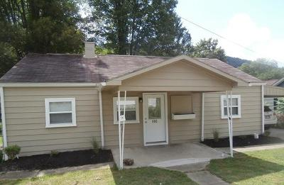 Emporium Single Family Home For Sale: 893 Rich Valley Rd