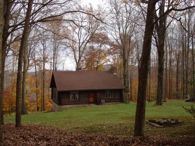 Potter County Single Family Home For Sale: 68 Over The Hill Dr