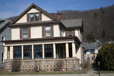 Emporium PA Single Family Home For Sale: $75,000