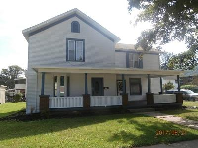 Cameron County Single Family Home For Sale: 504 Woodland Ave