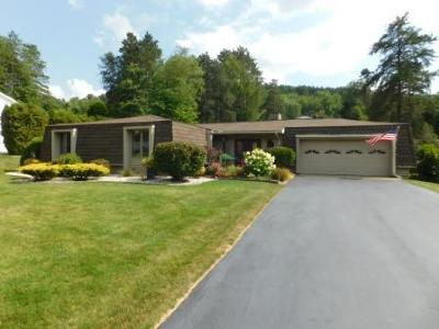 Elk County Single Family Home For Sale: 631 Vermont Rd
