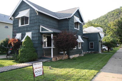 Emporium PA Single Family Home For Sale: $61,900