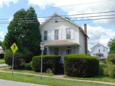 Elk County Single Family Home For Sale: 396 Chestnut St