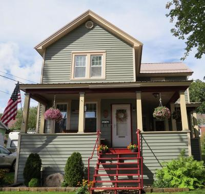 Ridgway Single Family Home For Sale: 314 Oak St