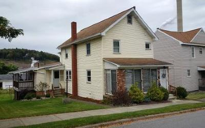 Johnsonburg Single Family Home For Sale: 404 High Ave