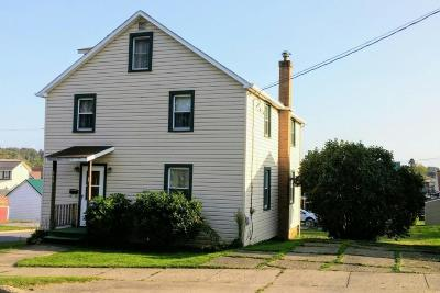 Elk County Single Family Home For Sale: 328 Evers Ave