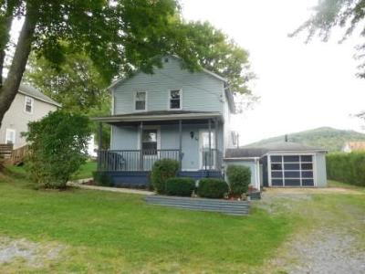 Elk County Single Family Home For Sale: 34 Garfield St