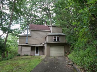 Ridgway PA Single Family Home For Sale: $82,500