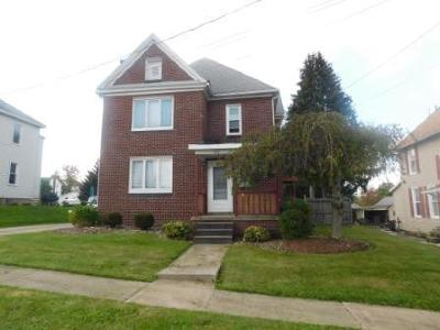 Elk County Single Family Home For Sale: 432 Spruce St