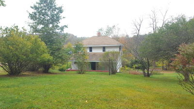 Elk County Single Family Home For Sale: 86 Huckleberry St