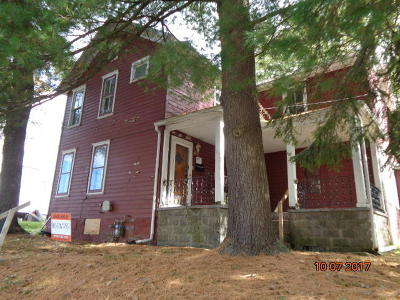 Ridgway Multi Family Home For Sale: 518 North Broad St