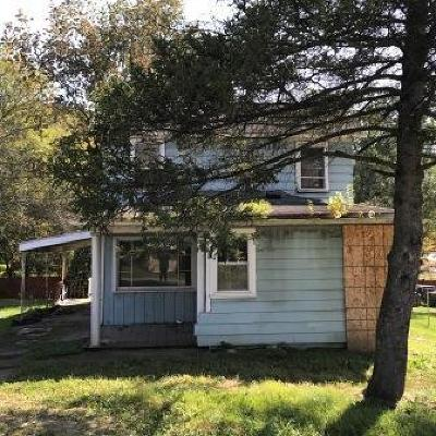 Elk County Single Family Home For Sale: 20274 Bennetts Valley Hwy
