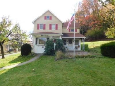 Elk County Single Family Home For Sale: 201 Adams Ave