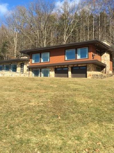Emporium Single Family Home For Sale: 57 Huckleberry Cir