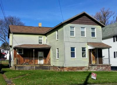 Multi Family Home For Sale: 415 Washington St
