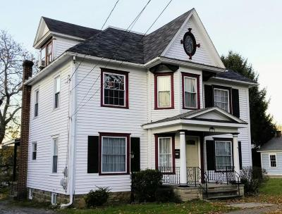 Elk County Single Family Home For Sale: 117 Metoxet St