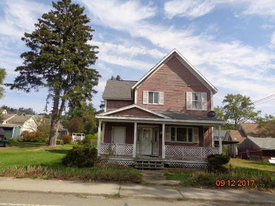 Elk County Single Family Home For Sale: 109 Main St