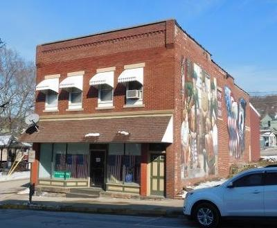 Johnsonburg Commercial For Sale: 501 Market St