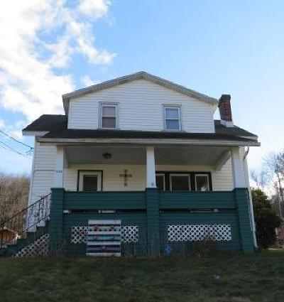 Elk County Single Family Home For Sale: 338 Metoxet St