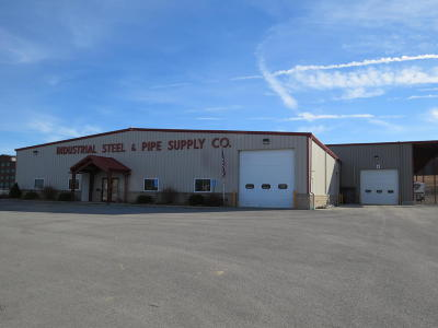 Elk County Commercial For Sale: 180 Environmental Dr