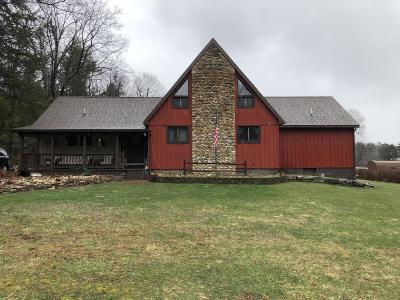 Elk County Single Family Home For Sale: 156 Siecker Rd