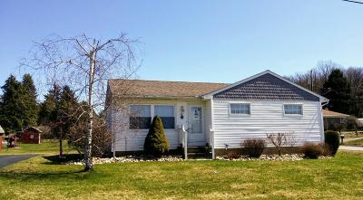 Saint Marys PA Single Family Home For Sale: $86,400