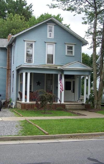 Elk County Single Family Home For Sale: 411 Center St